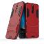 (538-011)เคสมือถือ Case Huawei Nova 2i/Mate10Lite เคสขอบนิ่มกรอบพลาสติกขาตั้งสไตล์ Iron Man thumbnail 3