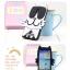 (412-008)เคสมือถือ OPPO X9007 Find 7 เคสนิ่มตัวการ์ตูน 3D น่ารักๆสไตล์เกาหลี thumbnail 5