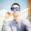 แว่นกันแดด Vans Spicoli 4 Shades Translucent Maliblue/Evil Blue <น้ำเงิน> thumbnail 9