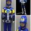 Masked Rider Den-O Rod Form (งานลิขสิทธิ์) ชุดแฟนซีเด็กมาสค์ ไรเดอร์ เดนโอ ในร่างของร็อด ฟอร์ม 3 ชิ้น เสื้อ กางเกง & หน้ากาก ให้คุณหนูๆ ได้ใส่ตามจิตนาการ ผ้ามัน Polyester ใส่สบายค่ะ หรือจะใส่เป็นชุดนอนก็ได้ค่ะ size S, M, L, XL (สำหรับน้องประมาณ 3-8 ปี) thumbnail 1