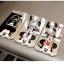 (025-633)เคสมือถือไอโฟน Case iPhone 6/6S เคสนิ่มซิลิโคนพื้นแววกึ่งกระจกลาย Mickey Minnie พร้อมแหวนมือถือ thumbnail 1