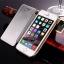 (390-023)เคสมือถือไอโฟน case iphone 5/5s/SE เคสพลาสติกกึ่งโปร่งใส Clear View Cover thumbnail 7