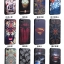 (557-002)เคสมือถือไอโฟน Case iPhone7 Plus/iPhone8 Plus เคสนิ่มซิลิโคนลายเส้น 3D thumbnail 1