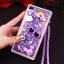 (549-001)เคสมือถือ Case Huawei P8 Lite เคสพลาสติกใส Glitter ทรายดูดหัวใจ thumbnail 17