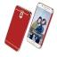 (025-715)เคสมือถือซัมซุง Case Samsung J7+/Plus/C8 เคสพลาสติกขอบทองสไตล์หรูหราแฟชั่น thumbnail 1