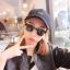 แว่นกันแดด Vans Spicoli 4 Shades Translucent White/Black <ดำ> thumbnail 10