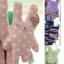 ตุ๊กตาตัวสั้น 4 แบบ ตุ๊กตากระต่าย,หมี thumbnail 1