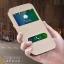 (038-012)เคสมือถือซัมซุง Case Mega 5.8 เคสนิ่มสไตล์ฝาพับโชว์สองหน้าจอแฟชั่น thumbnail 1