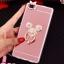(025-592)เคสมือถือ Case Huawei P8 Lite เคสนิ่มแววหรูติดคริสตัล พร้อมเซทแหวนเพชรวางโทรศัพท์ และสายคล้องคอกดแยกออกได้ thumbnail 13
