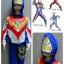 Ultraman Dyna - อุลตร้าแมนไดน่าแปลงได้ 3 ร่างค่ะ ชุดนี้เป็นเซ็ทน้ำเงิน น่าจะเป็น Miracle type (งานลิขสิทธิ์) 3 ชิ้น เสื้อ กางเกง & หน้ากาก ผ้ามัน Polyester ใส่สบายค่ะ ให้หนูๆ ได้ใส่ตามจิตนาการหรือจะใส่เป็นชุดนอนก็ได้นะคะ thumbnail 1