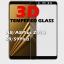 (436-336)ฟิล์ม A8 Plus + 2018 กระจกนิรภัย 9H ขอบสีดำ thumbnail 1