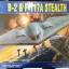 1/144 B-2 & F-11A Stealth thumbnail 1