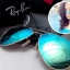 RB 3025 AVIATOR LARGE METAL 112/19 58-14 3N < ปรอทฟ้า > thumbnail 2