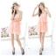 Sweetest Pastel Lace Dress มี 5 สีให้เลือกค่ะ thumbnail 4