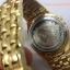 นาฬิกาข้อมือ SEIKO สีทอง Automatic รุ่น SNK322K1 thumbnail 5