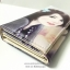 กระเป๋าสตางค์ใบยาวลายการ์ตูนผู้หญิง น่ารักมาก สีเทา-ครีม ขนาด 2 พับ thumbnail 3