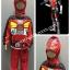 Masked Rider Den-O Sword Form (งานลิขสิทธิ์) ชุดแฟนซีเด็กมาค์ส ไรเดอร์ เดนโอ ในร่างของซอร์ด ฟอร์ม 3 ชิ้น เสื้อ กางเกง & หน้ากาก ให้คุณหนูๆ ได้ใส่ตามจิตนาการ ผ้ามัน Polyester ใส่สบายค่ะ หรือจะใส่เป็นชุดนอนก็ได้ค่ะ size S, M, L, XL (สำหรับน้องประมาณ 3-8 ปี) thumbnail 1