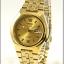 นาฬิกาข้อมือ SEIKO สีทอง Automatic รุ่น SNK322K1 thumbnail 7