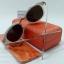 แว่นกันแดดแฟชั่น S965 53-17-135 C8 <ปรอทเงิน> thumbnail 5