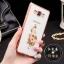 (025-597)เคสมือถือซัมซุง Case Samsung J5(2016) เคสนิ่มใสขอบแวว พร้อมแหวนเพชรวางโทรศัพท์ลายหรู thumbnail 16