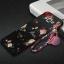 (477-014)เคสมือถือซัมซุง Case Samsung Galaxy J5(2016) เคสนิ่มคลุมเครื่องลายดอกไม้แฟชั่นสวยๆ พร้อมสายคล้องมือลายดอกไม้ thumbnail 5