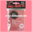 Ultra•Pro Pro-Matte Standard Deck Protector / Sleeve - Red 50ct. thumbnail 1