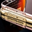 (025-170)เคสมือถือ Case Huawei Ascend G7 เคสกรอบโลหะพื้นหลังอะคริลิคเคลือบเงาทอง 24K thumbnail 5