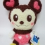 ตุ๊กตา Minnie Mouse - Disney Fun*Fan Amuse Prize Collection thumbnail 1