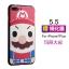 (557-002)เคสมือถือไอโฟน Case iPhone7 Plus/iPhone8 Plus เคสนิ่มซิลิโคนลายเส้น 3D thumbnail 24