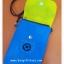 กระเป๋าใส่มือถือ หรือ ของกระจุ๊กกระจิ๊ก ลายมินเนี่ยน Minion Despicable Me แบบหนัง พร้อมสายสะพาย thumbnail 3