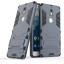 (538-029)เคสมือถือ Nokia 7 เคสขอบนิ่มพื้นหลังพลาสติกขาตั้งสไตล์ IronMan thumbnail 6