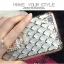 (442-008)เคสมือถือ Case OPPO R9 Plus เคสนิ่มใสขอบชุบแววลายโมเสคแก้ว thumbnail 2