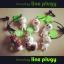 line plugy - จุกกันฝุ่น ไลน์ โคนี่ มูน หมีบราว thumbnail 1