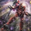 Gundam Amazing Red Warrior (MG) thumbnail 1
