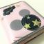 กระเป๋าสตางค์ใบสั้น QQ Mouse สีชมพู ขนาด 2 พับ thumbnail 2
