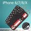 (436-275)เคสมือถือไอโฟน Case iPhone 7 Plus/8 Plus เคสนิ่มพื้นหลังลายยอดนิยมน่ารักๆ thumbnail 1