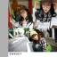 แว่นตาแฟชั่น เกาหลี EWK007 กรอบใหญ่ มีทั้งหมด 9 สี thumbnail 2