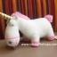 ตุ๊กตาม้ายูนิคอร์น Unicorn จากการ์ตูนเรื่อง DESPICABLE ME2 ขนาด 12 นิ้ว ลิขสิทธิ์แท้ thumbnail 1