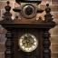นาฬิกาลอนดอนศรไขว้ กล่องดนตรี รหัส12161am thumbnail 2