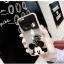 (025-633)เคสมือถือไอโฟน Case iPhone 6/6S เคสนิ่มซิลิโคนพื้นแววกึ่งกระจกลาย Mickey Minnie พร้อมแหวนมือถือ thumbnail 5