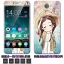 (025-557)เคสมือถือ Case Huawei Y7prime เคสนิ่มซิลิโคนลายน่ารักพร้อมเซทฟิล์มและแหวนมือถือลายเดียวกับเคส thumbnail 17