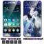 (025-557)เคสมือถือ Case Huawei Y7prime เคสนิ่มซิลิโคนลายน่ารักพร้อมเซทฟิล์มและแหวนมือถือลายเดียวกับเคส thumbnail 20