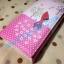 กระเป๋าลายการ์ตูนน่ารัก สีชมพูจุด thumbnail 2