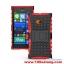 (002-074)เคสมือถือ Microsoft Lumia 730 เคสพลาสติกกันกระแทกรุ่นขอบสี thumbnail 8