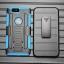 (002-095)เคสมือถือ Case Huawei NEXUS 6P เคสนิ่มพื้นหลังพลาสติกแข็งกันกระแทกสุดฮิตเหน็บเอวได้ thumbnail 8