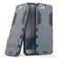 (538-018)เคสมือถือ Asus ZenFone 4 (ZE554KL) เคสขอบนิ่มพื้นหลังพลาสติกขาตั้งสไตล์ IronMan thumbnail 5