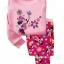 Baby Gap ชุดนอนแขน-ขายาว ลายมินนี่ Minnie สีชมพู กางเกงเป็นแบบต่อก้น รุ่นนี้ผ้าดี นุ่มใส่สบายค่ะ size 4T thumbnail 1