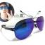 แว่นกันแดด ic berlin model christian s. raf black 62-13 <ปรอทน้ำเงิน> thumbnail 1
