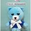 ตุ๊กตาหมี บิ๊กแบง bigbang แบบที่ 3 ขนาด 7 นิ้ว thumbnail 1