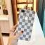 (436-334)เคสมือถือไอโฟน Case iPhone 7 Plus/8 Plus เคสพลาสติกลายสก๊อตขอบทอง thumbnail 5